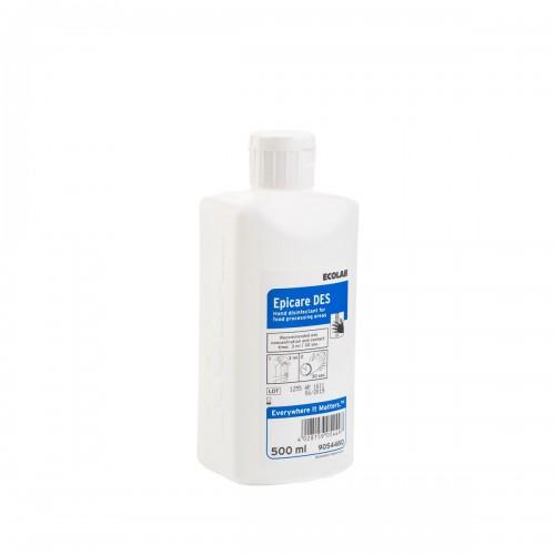 Απολυμαντικό χεριών ECOLAB EPICARE DES 500ML (10003511)